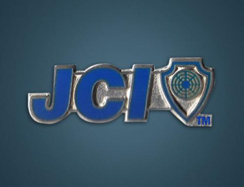 JCI Hasselt pin